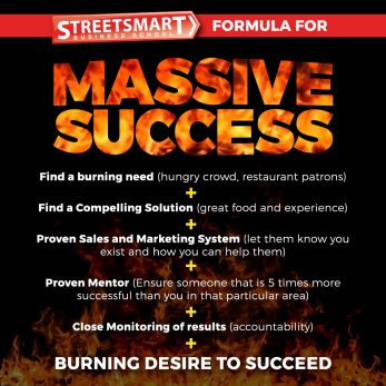 streetsmart massive success