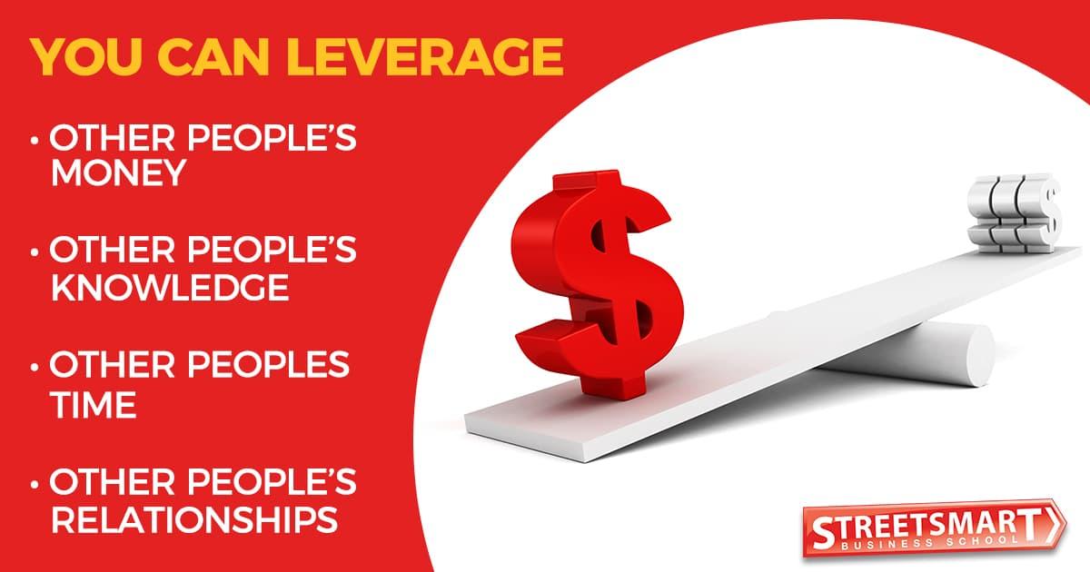 Create Leverage