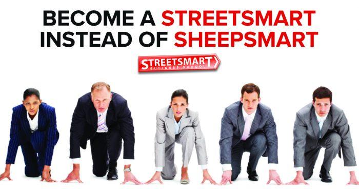 be streetsmart